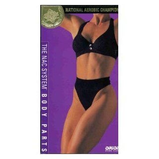 Nac System Body Parts [VHS] National Aerobic Cha Movies & TV