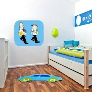 "Dilbert Wally Dilbert comic Wall Graphic Decal Sticker 25"" x 22""   Wall Decor Stickers"