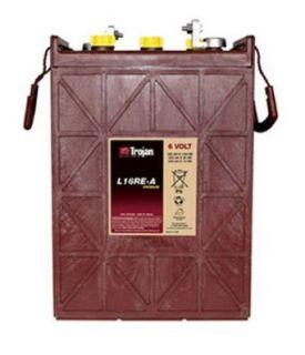 Trojan L16RE A 325 Ah, 6 Volt Deep Cycle Battery Industrial & Scientific