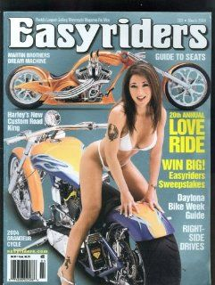 EASYRIDERS MAGAZINE   MARCH 2004   ISSUE # 369: EASYRIDERS MAGAZINE: Books