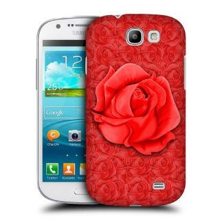 Head Case Designs Crimson Rose Hard Back Case Cover for Samsung Galaxy Express I8730: Cell Phones & Accessories