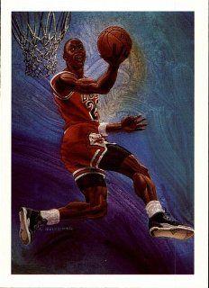 1990 91 NBA HOOPS Num 358 Michael Jordan TC card Lot 1763