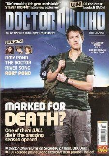 Doctor Who The Official Magazine Issue #433 May 2011 Collectors' Cover 4 of 4  Prints