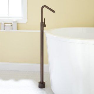 Knight Freestanding Tub Faucet   Oil Rubbed Bronze   Tub And Shower Faucets