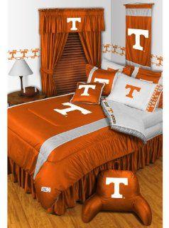 TENNESSEE VOLS, UT, QUEEN BEDDING SET, Comforter, 4 pc Sheet Set, Boy Football NCAA bag   Childrens Bedding Collections