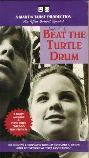 "Beat the Turtle Drum (AKA ""Very Good Friends"") [VHS]: Melissa Sue Anderson, Katy Kurtzman, Sparky Marcus, Pamela Nelson, William Bassett, Montana Smoyer, William Lanteau, Anne Seymour, John Carlyle, Wesley Marie Tackitt, Steve Sherman, Joshua Dav"