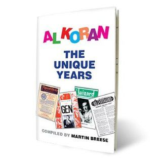 Al Koran The Unique Years by Martin Breese   Book: Toys & Games