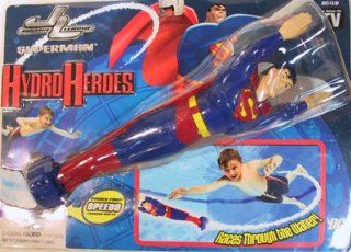 Justice League Superman Hydro Heroes Water Toy Toys & Games