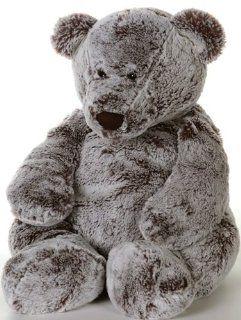 Soft Stuffed Teddy Bear, ESTEBAN, 23 Inches, by Dimpel Toys & Games