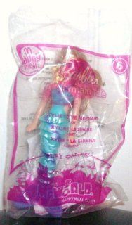 McDonalds Happy meal Barbie In A Mermaid Tale Xylie The Mermaid Doll #6: Toys & Games