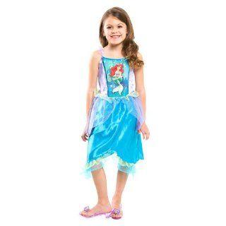 Disney Princess Ariel Light up Dress (8) Toys & Games