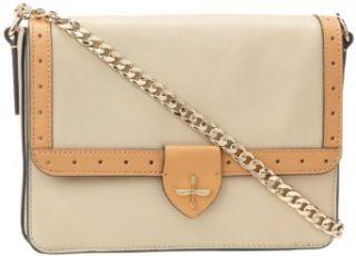 Pour La Victoire Aline Shoulder Bag, Bone, One Size: Shoulder Handbags: Clothing