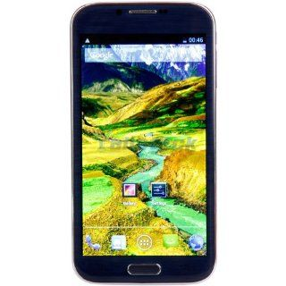 """Unlocked M7300 5"""" 4 Core Android4.2.1 GSM FM Bluetooth 3G Cell Phone Smartphone IGN Beauty"""