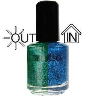 Del Sol   Color Changing Nail Polish   Rock Star : Beauty