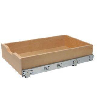 Knape & Vogt Soft Close 50 lb. Wood Drawer Box WMUB 11 4 R ASP
