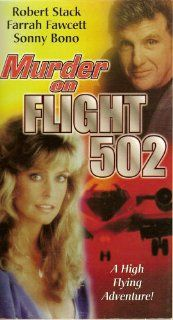 Murder on Flight 502 Robert Stack, Farrah Fawcett, Sonny Bono, Aron Spelling, David Chasmon Movies & TV