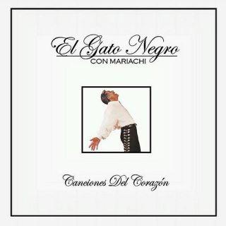 El Gato Negro Con Mariachi: Canciones Del Corazon, Ruben Ramos: Latin