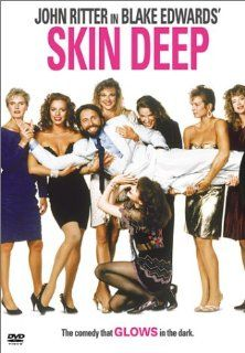 Skin Deep: John Ritter, Vincent Gardenia, Alyson Reed, Joel Brooks, Julianne Phillips, Chelsea Field, Peter Donat, Don Gordon, Nina Foch, Denise Crosby, Michael Kidd, Dee Dee Rescher, Isidore Mankofsky, Blake Edwards, Robert Pergament, James G. Robinson, J