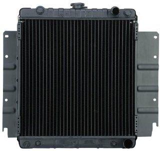 Spectra Premium CU524 Complete Radiator for Chrysler Cordoba/New Yorker Automotive