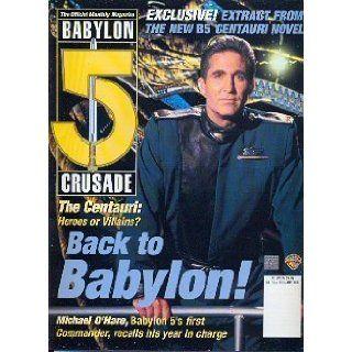 Babylon 5 Crusade: The Official Monthly Magazine Vol.2 #19, February 2000: John Freeman: Books