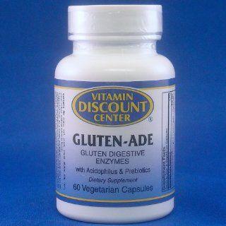 Gluten ADE by Vitamin Discount Center   60 Capsules Health & Personal Care