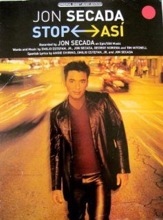 Stop: Asi (Original Sheet Music Edition as Recorded by Jon Secada): Jr., Jon Secada, George Noriega & Tim Mitchell Emilio Estefan: Books