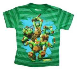 Teenage Mutant Ninja Turtles Boys T Shirt Fashion T Shirts Clothing