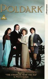 Poldark [VHS]: John Bowe, Mel Martin, Michael Attwell, Ioan Gruffudd, Kelly Reilly, Nicholas Gleaves, Gabrielle Lloyd, Sarah Carpenter, Hans Matheson, Amanda Ryan, James Saxon, Nicholas Rowe, Richard Laxton, Sally Haynes, Winston Graham: Movies & TV