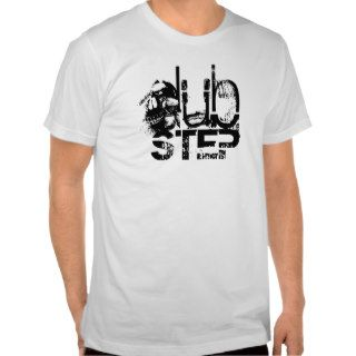 DUBSTEP Limited Edition White Top Tee Shirts