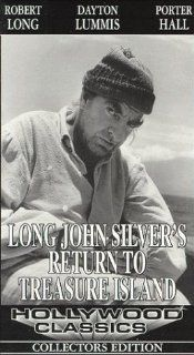 Long John Silver's Return to Treasure Island [VHS] Robert Newton, Connie Gilchrist, Lloyd Berrell, Grant Taylor, Rod Taylor, Harvey Adams, Muriel Steinbeck, Henry Gilbert, John Brunskill, Eric Reiman, Harry Hambleton, Syd Chambers, Carl E. Guthrie, By