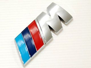 Bmw M Power M3 M5 320 325 330 525 535 Logo Emblem Decal