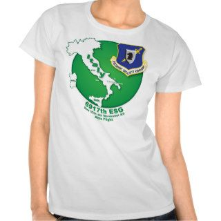 6917th San Vito Italy AB Able Flight Design T Shirt