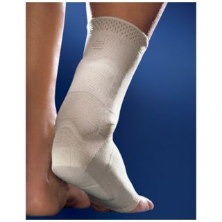 Bauerfeind AchilloTrain Achilles Tendon Support   Size: Left Size 5, Nature