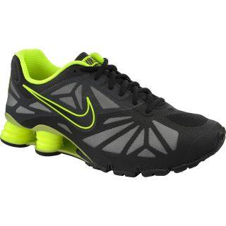 NIKE Mens Shox Turbo 14 Running Shoes   Size 9, Pink Pow/black