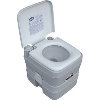 Century Tool Porta Toilet with 5 Gallon Holding Tank (6210)
