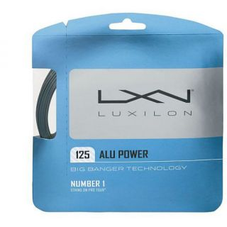 LUXILON Big Banger ALU Power 125 Tennis String   Size: 4016g