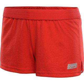 SOFFE Juniors New SOFFE Shorts   Size: Small, Red