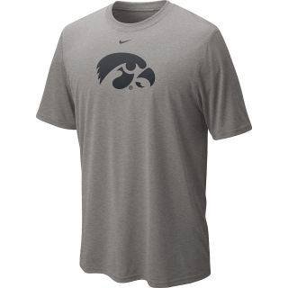NIKE Mens Iowa Hawkeyes Nike Dri FIT Logo Legend Short Sleeve T Shirt   Size: