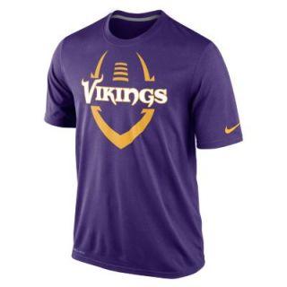 Nike Legend Icon (NFL Minnesota Vikings) Mens T Shirt   Court Purple