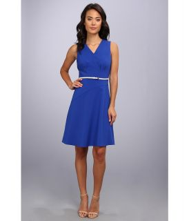 Calvin Klein Aline Lux Womens Dress (Multi)