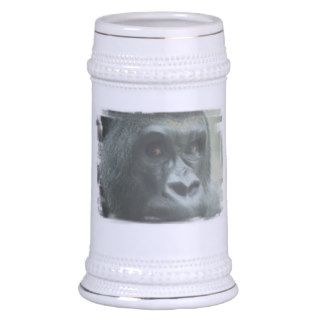 Gorilla in the Mist  Beer Stein Mug