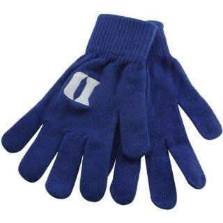 NCAA Top of the World Duke Blue Devils Ladies Butter Fingers Knit Gloves   Duke Blue   Cold Weather Gloves