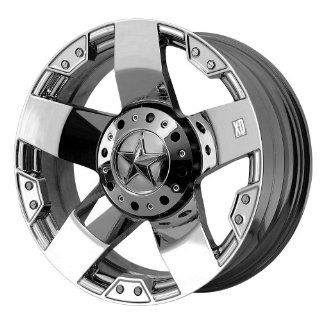 "KMC Wheels XD Series Rockstar XD775 Chrome Wheel (20x8.5""/6x135mm): Automotive"