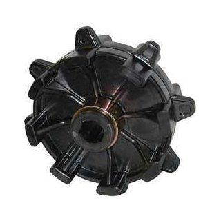 Wahl Bros Racing No Slip Combo Sprocket for Ski Doo   Splined Shaft   7 Tooth   2.86in. Pitch 02 561: Automotive