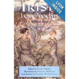 Irish Love Poems: Danta Gra: Paula J. Redes: 9780781803960: Books