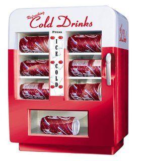 Nostalgia NVM 550 Vending Machine Appliances