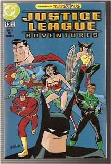 Justice League Adventures #013 Toys R US Exclusive  Other Products