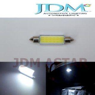 JDM Astar Super Bright COB Error Free 569 578 211 2 212 LED Bulb For Car Interior Dome Light or Trunk Area Light, Xenon White Automotive