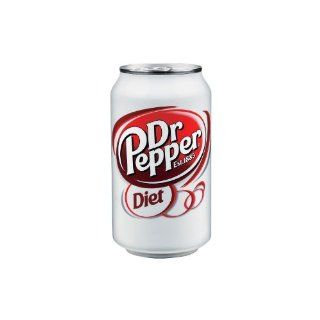 Diet Dr Pepper   12 oz. cans   36 pk. : Soda Soft Drinks : Grocery & Gourmet Food