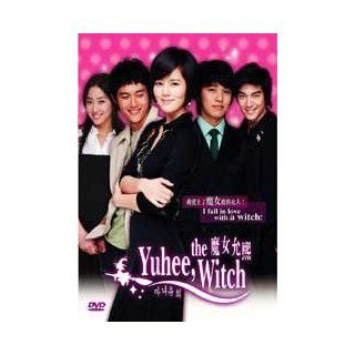 Yuhee the Witch (Witch Yoo Hee)   Korean Drama (4DVD, 16 episodes) All Region with English Subtitles: Han Ga In, Kim Jeong Hoon, Dennis Oh: Movies & TV